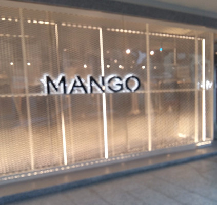 New ! ! !  Mango in the city !